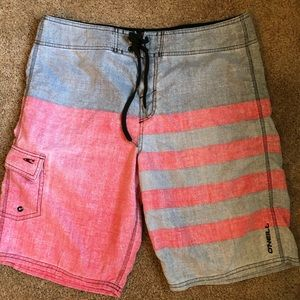 Men's XL O'Neill Swim Shorts